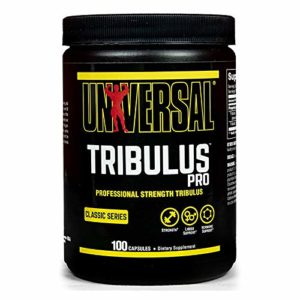 Universal Nutrition Tribulus Pro Testo Booster Fitness Bodybuilding 100 gélules