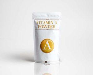 Vitamine A Poudre (Rétinyl Palmitate) 50g
