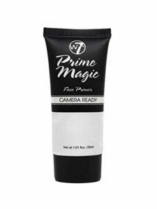 w7 Face Primer Camera Ready Base Maquillage Peau Zéro Défaut 30 ml