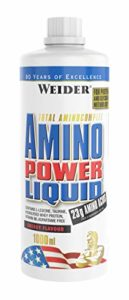WEIDER Amino Power Liquid Energie 1 L