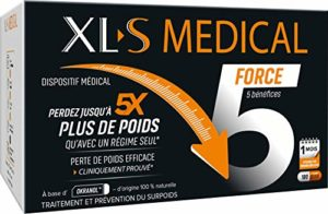 XL-S Medical Force 5 180 Gélules