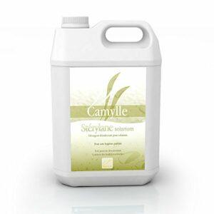 Camylle – Stérylane Solarium – Nettoyant et désinfectant de plaques en acryl et banquettes de solarium – – 5000ml