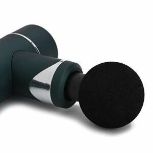 Charge USB Stimulateur Musculaire électrique Body Relax Soulagement De La Douleur Masseur Musculaire Portable , Circulateur Pied Jambe Circulation Masseur Machine , Vert Noir