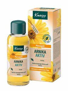 Kneipp Huile à l'arnica bien-être, spécial muscles et articulations 100 ml