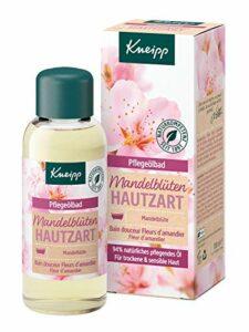 Kneipp Pflegebad Mandelblüte,Entspannung,Wohltuend in der klaten Jahreszeit,Badezusatz,Hautpflege,Für trockene und sensible Haut