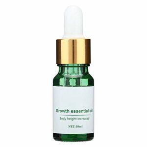Les huiles essentielles augmentent la taille de l'adolescent huile essentielle huile augmentant l'énergie des pieds Massage de l'énergie des os croissance des os huile essentielle 10 ml