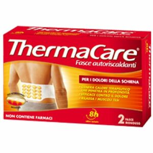Pfizer Thermacare Schiena 2 Fasce Autoriscaldanti – 150 g