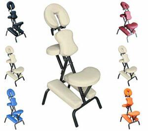 Polironeshop Pan Chaise ergonomique, multifonction pour massages, tatouage, esthéticienne crème