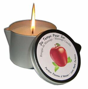 Storepil – Bougie de massage POMME D'AMOUR – 150 g