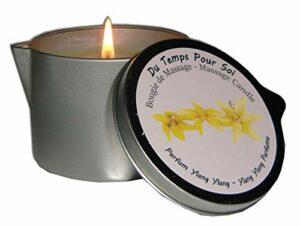 Storepil – Bougie de massage YLANG YLANG – 150 g