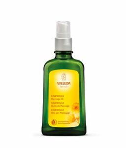 Weleda Organic Calendula Massage Oil 100ml