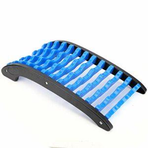 Dauerhaft La Colonne vertébrale réutilisable Confortable soulage l'équipement de Massage de Colonne vertébrale en Plastique ABS de qualité de Cadre, pour Se détendre