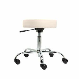 EARTHLITE Chaise thérapeutique de massage pneumatique – Chaise de massage par roulement ajustable, sans fuite (vs. hydraulique), sans CFC