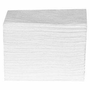Generic 100x Couvre-draps pour Les Soins du Corps en Spa – Blanc, 175x75cm Style A