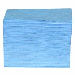 Generic 100x Couvre-draps pour Les Soins du Corps en Spa – Bleu, 175x75cm Style A