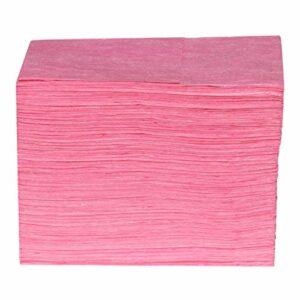 Generic 100x Couvre-draps pour Les Soins du Corps en Spa – Rose, 180x80cm C