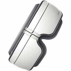 Healifty Électrique Eye Massager Intelligent Instrument De Massage des Yeux Oeil Massage Appareil (Gris)