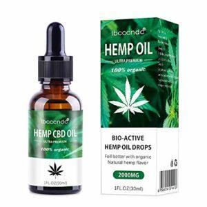 huile de chanvre soulager la douleur musculaire améliorer le sommeil Massage à base de plantes Essence essentielle huile de graines de chanvre corps