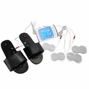 Masseur d'impulsion numérique, masseur d'impulsion pratique à performances stables, technologie de convertisseur pour le traitement adjuvant de la tension musculaire lombaire de l'arthrite