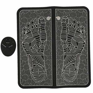 Petit coussin de massage des pieds par acupuncture à impulsion, pour réduire la fatigue