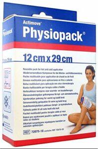 PHYSIOPACK Acm 12 x 29 cm Boite Individuelle + Housse Attache Bloc Chauffant