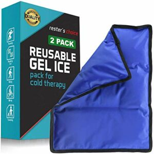 Rester's Choice Pack Gel Chaud & Froid.