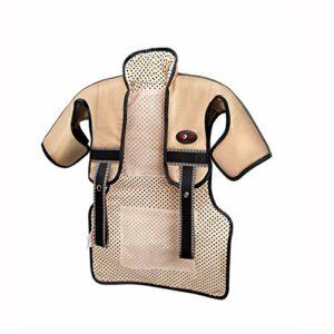 SUYUDD Solutions De Coussin Chauffant – Coussin Chauffant pour Le Cou Et Les Épaules | Sac Chauffant pour Micro-Ondes pour Les Douleurs dans Le Haut du Corps