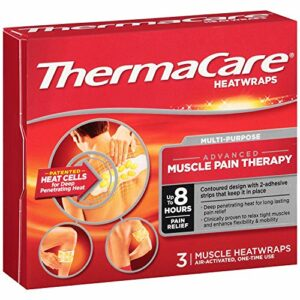 ThermaCare HeatWraps Muscle & Joint, 3 ea by ThermaCare