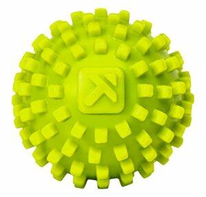 TRIGGERPOINT MobiPoint Balle de massage pour soulagement musculaire ciblé, durable, hygiénique, facile à nettoyer, citron vert, 5 cm