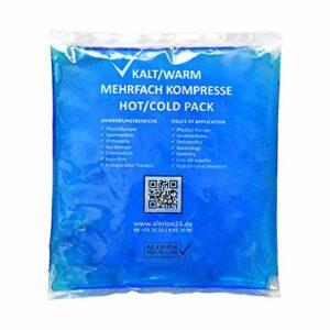10 pièces 13 cm x 14 cm Compresse Froid-Chaud Compresse multiple Réutilisable Refroidisseur Coolpack Micro-ondes Adapté Différentes tailles disponibles