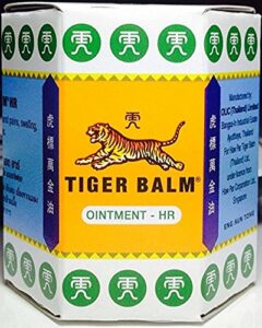 Baume du tigre blanc Pommade, HR Soulagement de la douleur 30g (grande taille)