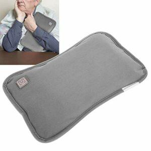 Cadeau chaud portatif de coussin de main chauffant électrique de chauffe-main pour le soulagement de la douleur(grey)