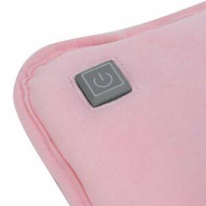 Cadeau chaud portatif de coussin de main chauffant électrique de chauffe-main pour le soulagement de la douleur(pink)