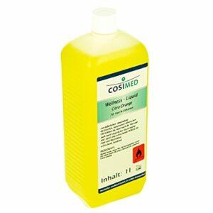 CosiMed Wellness Liquide Citrus Orange 1 l
