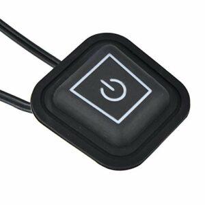 Coussin chauffant électrique rapide pour chauffe-taille Porable Coussin chauffant USB 5V Coussin chauffant pour réchauffer l'épaule, le cou, la taille, le dos, l'abdomen