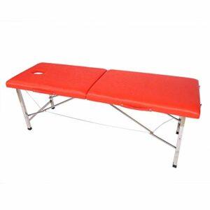 Dauerhaft Lit de Massage de Surface d'unité Centrale de lit de Massage de Salon de beauté de roulement Lourd pour la Maison pour Le Club