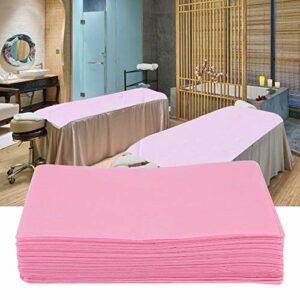 Drap de lit jetable non tissé imperméable et résistant à l'huile pour salon de beauté, spa, table de massage 03#