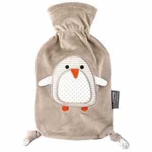 Fashy Bouillotte à Eau Pingouin 0,8 L