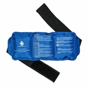 Glaçons chauds et flexibles à froid réutilisables et flexibles avec sangle pour soulager la douleur