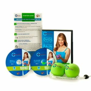 Jill Miller Yoga Tune Up Massage Therapy Full Body Kit – Therapy Balls & 2-Disc DVD by Yoga Tune Up