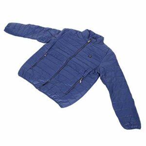 Manteau chauffant électrique durable de vestes chauffantes intelligent pour garder au chaud pour protéger la taille(XXXL)