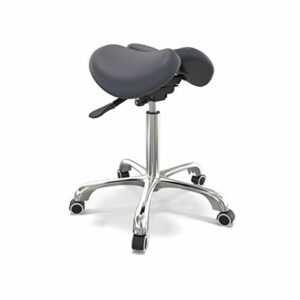 Master Massage Berkeley Ergonomic Tabouret de selle de style split
