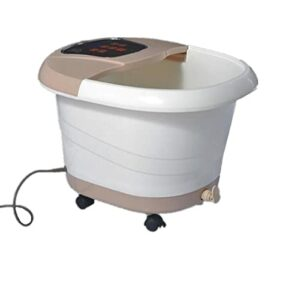 MUZILIZIYU Massage Automatique des Pieds de Poulets de Surf en raclage du Massage Rouleau Spa 220V (Color : 2)