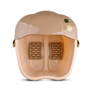 MUZILIZIYU Température constante Température Massage Spa Therch Therapy Bubble Vibration Feets 220V
