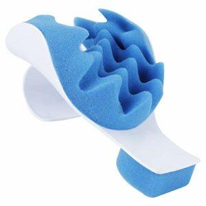 Pwshymi Oreiller de Cou Oreiller de Massage de Dispositif de Relaxation Musculaire d'épaule de Cou Haut de Gamme pour la Maison pour Le Cadeau