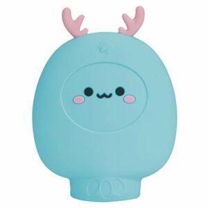 Sac à eau chaude Mini sac à eau chaude sac d'injection d'eau durable chambre douce et élastique pour la maison(blue)