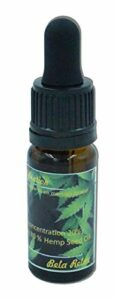 Storepil – Cannabidiol CBD 20% < 0,2% THC pour gestion stress anxiété et douleur, prise par voie orale et massage, flacon de 10 ml pour massage