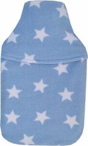 Vagabond Bags étoiles bleues Bouillotte, 2litre