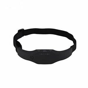 ZTHHS Head Massager Portable Sommeil Appareil Électronique De Massage, Dispositif du Sommeil Aide Au Sommeil, Adulte Assisted Instrument, pour Soulagement Stress,Noir