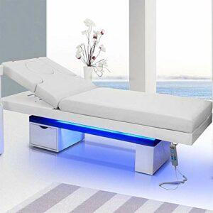 003815H Table de Massage électrique LED avec Chauffage